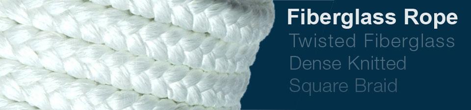 Buy Fiberglass Rope Onlne - Equalseal com